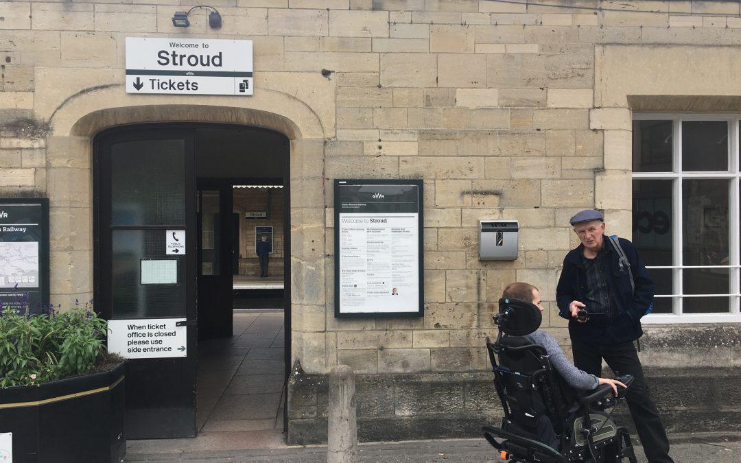 Stroud Train Station